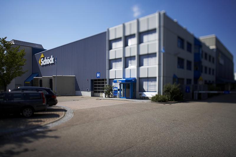 La sede centrale di Baden Baden
