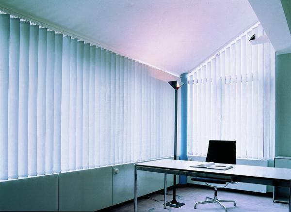 Sistemi a strisce verticali / Vertical blind systems