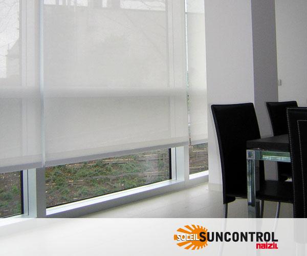 SUNCONTROL - Tessuti per la Riduzione del Calore e della Luminosità / SUNCONTROL -