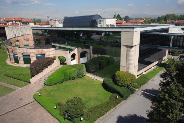 Sede Parà a Sovico / Parà head quarter in Sovico