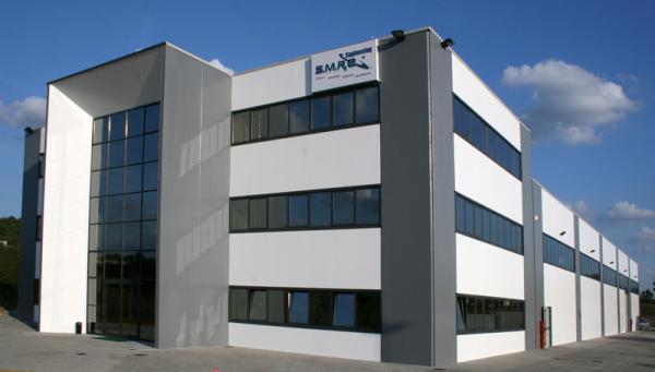 La sede S.M.R.E. ad Umbertide (PG) - The S.M.R.E. headquarter in Umbertide (PG)
