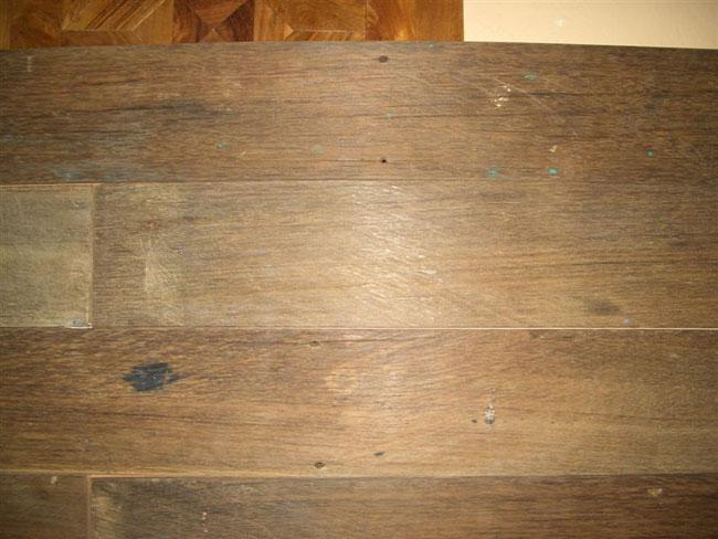Ulin/legno ferro Malesia - pavimento originale