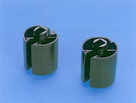 Rocchetti 50 mm serie in PVC / 50 mm PVC tape rolls