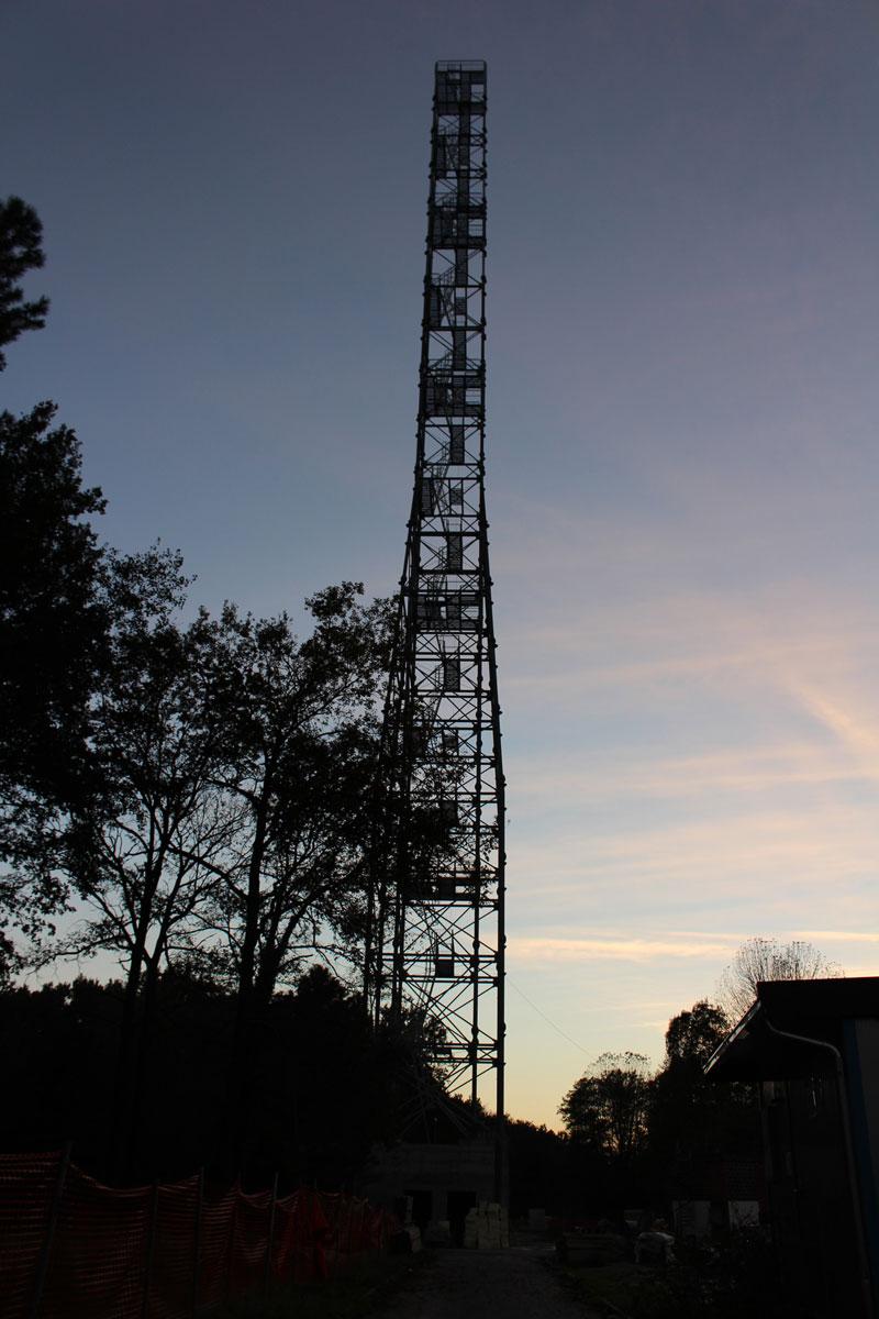 Torre Euratom Ispra
