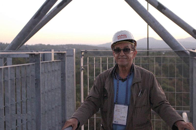 Francesco Pesatori, amministratore delegato Map SpA Carpenteria Metallica