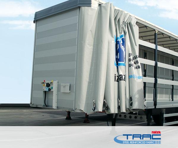 TRACK - Tessuto rinforzato / TRACK - Steel reinforced fabric