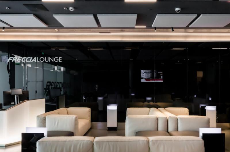 Freccia Lounge di Roma Termini