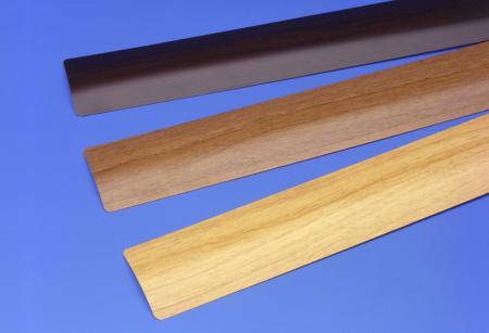 Lamella in alluminio 50 mm. Tinte unite, stampate e  microforate. / 50 mm aluminium slat. Plain, printed or perforated.