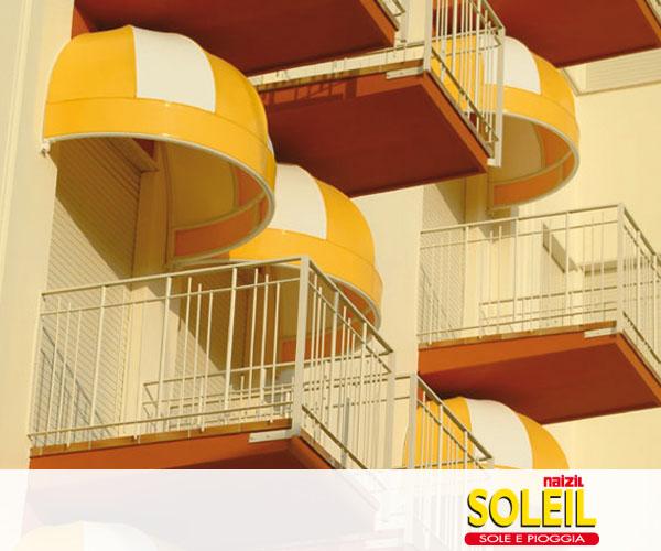 SOLEIL - Verande e tende da sole / SOLEIL - Sun awnings