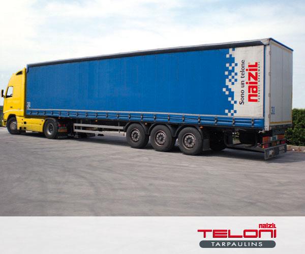 TELONI - Teloni da Camion / TELONI - Tarpaulins for trucks
