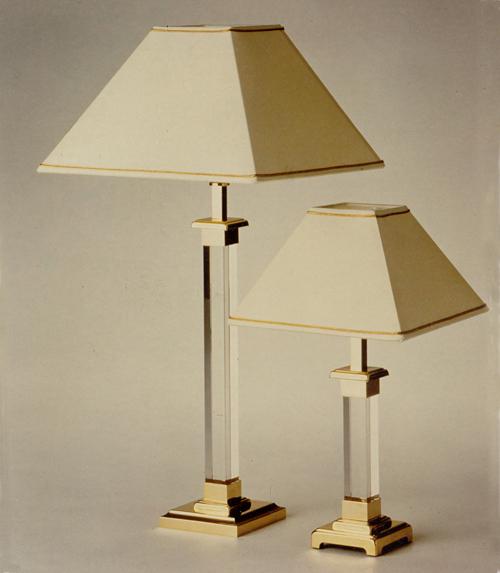 Pmma lampada