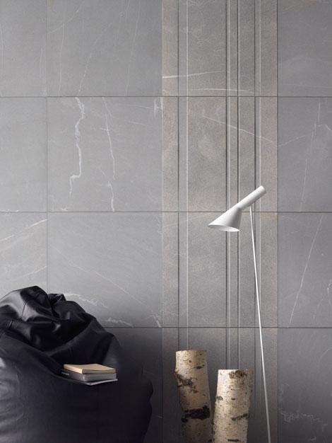 Rivestimenti sottili in pietra piasentina per interni. Le nuove proposte millimetri4 - Cantieri ...