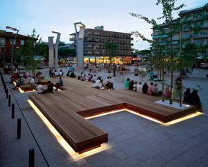 L arredo urbano ha tre parole d ordine design produzione for Aziende arredo urbano