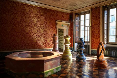 Alcantara tra arte e favole nell appartamento del principe for Arte nell arredo