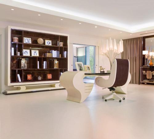 Arredo ufficio scrivanie di design ce n 39 per tutti i - Portale architetti roma ...