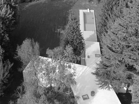 Architettura e paesaggio casa del regista di liverani e for 2 500 m di progetti di case aperte