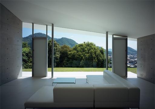Architettura giapponese minimalista la f house a for Architettura giapponese