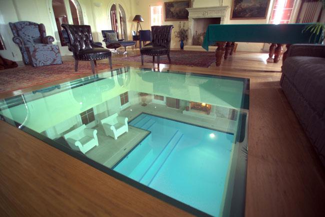 piscine coperte private tre progetti di piscine