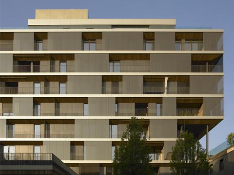 Architettura contemporanea e recupero milano work in for Antonio citterio architetto