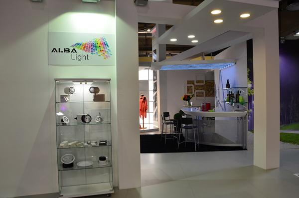 Illuminazione a led albalight prodotti tecnici per for Illuminazione a led per interni