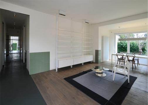 Architettura dinterni il progetto di na3 per una casa a - Portale architetti roma ...