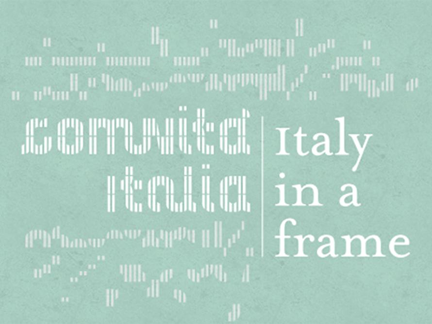 Architettura, Città, Paesaggio: Italy in a frame