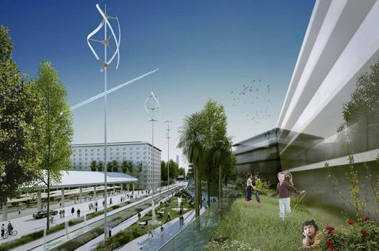 Rigenerazione urbana identikit della citt che cambia urbanistica - Portale architetti roma ...