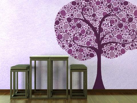 Rivestimenti decorativi per interni l applicazione ego - Rivestimenti decorativi ...