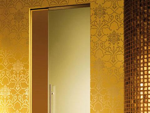 Interior design. La porta Essential, lo stile libero - Interni