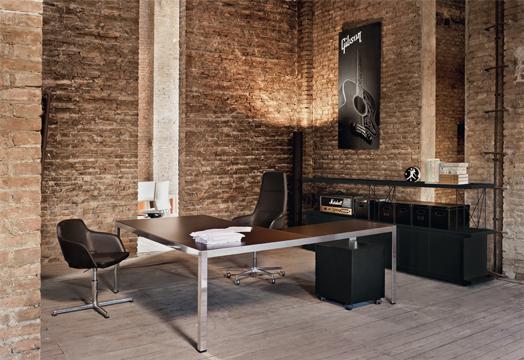Design minimalista per l arredo ufficio architetti for Complementi di arredo per ufficio