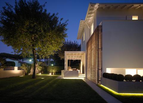 Interior design lo stile contemporaneo e di lusso dello for Ville americane interni