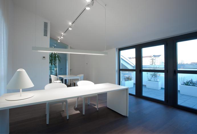 Da architettura industriale a office design il nuovo for Uffici di design