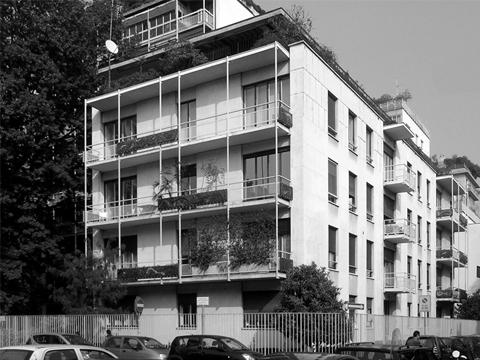 Architettura e arte al via gli itinerari di architettura for Franco albini architetto