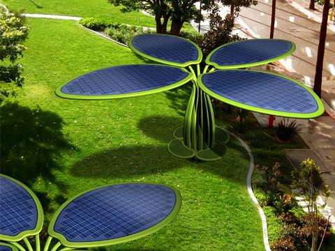 Eco design e arredo urbano il sistema lotus di giancarlo for Aziende arredo urbano