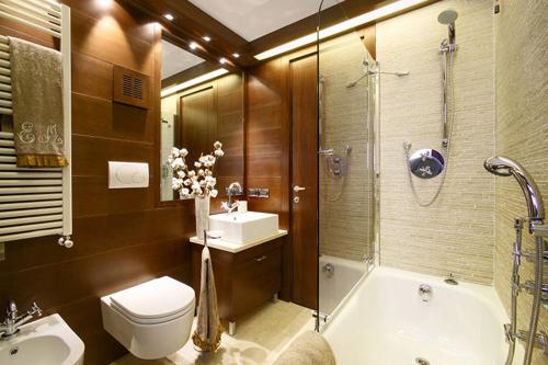 Interior design e progetto illuminotecnico due interventi for Aziende bagni design