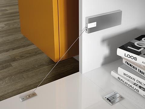 Link meccanismo per l apertura di mobili con ante a ribalta - Ante per mobili ...