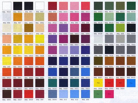 Progetto di interni lo spazio del colore - Colori da interno ...