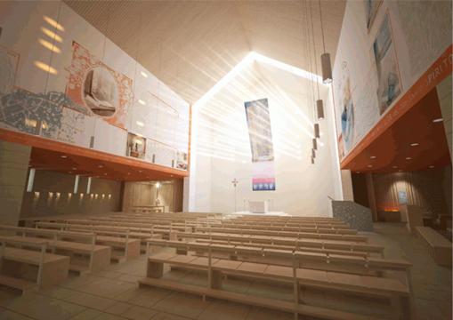 Architettura sacra in mostra al maxxi 39 21 per xxi nuove chiese italiane 39 architettura - Portale architetti roma ...