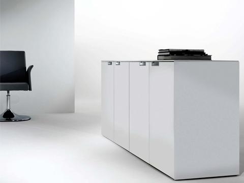 Design ecosostenibile arredo ufficio a basso impatto for Arredo ufficio bianco