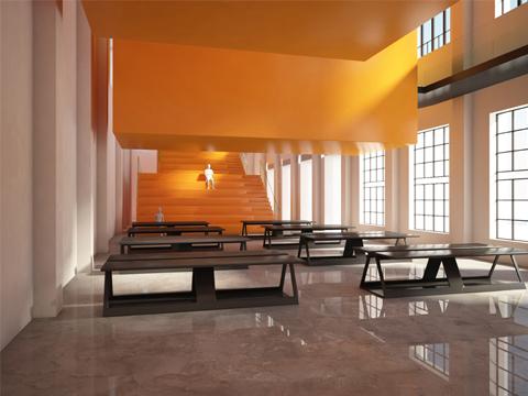 Architettura e design progetti per spazi di coworking e - Portale architetti roma ...