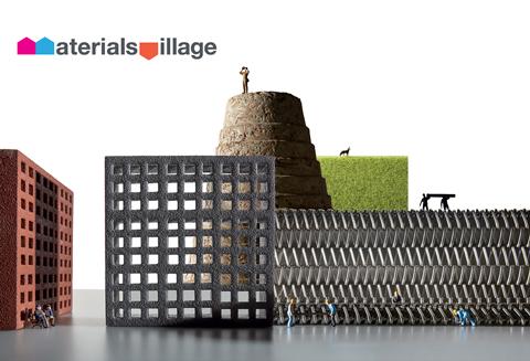 Materials village nuove tecnologie materiali e sostenibilit for Superstudio arredamento