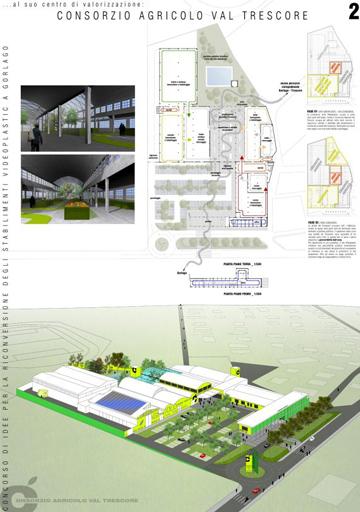 Architettura e riuso i progetti vincitori del concorso for Area 51 progetti