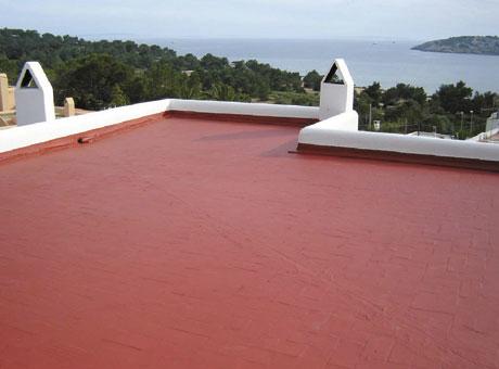 Impermeabilizzazione membrane liquide impermeabilizzanti - Prodotto impermeabilizzante per terrazzi ...