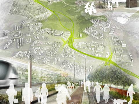 Rigenerazione urbana e accessibilit a roma greenapsi - Portale architetti roma ...