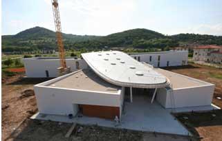YTONG: edificio scolastico a Isola Vicentina