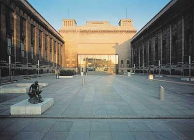 """Impermeabilizzare edifici dichiarati patrimonio dell'umanità: il """"Pergamonmuseum"""" di Berlino"""