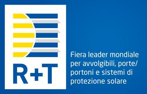 R+T - Fiera mondiale di avvolgibili, porte/portoni e sistemi di protezione solare