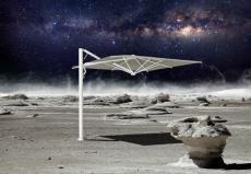 Astro, il nuovo ombrellone di Scolaro