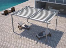 Un'oasi di pace e benessere con il patio Zen di Gaviota