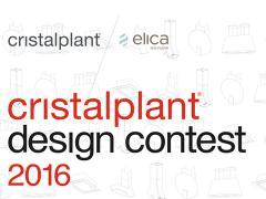 AAA cercasi designers creativi: Cristalplant Design Contest 2016